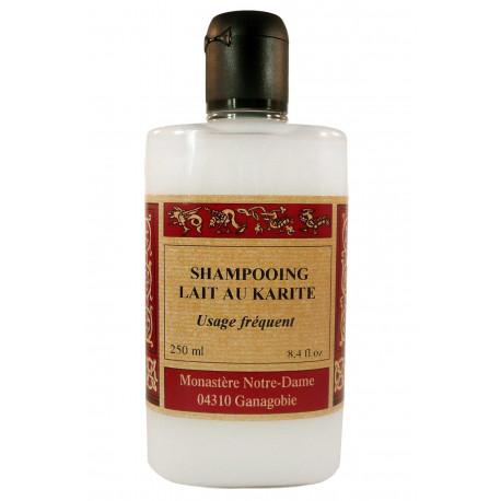 Shampooing au Lait de Karité