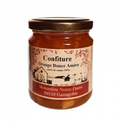 Confiture Orange douce amère