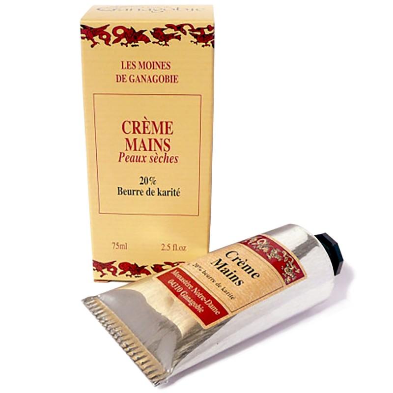 Crème Mains 20% Beurre de Karité