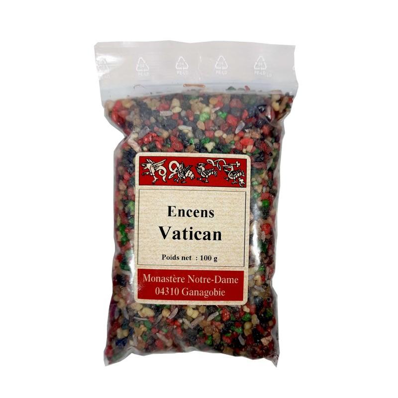 Encens Vatican Ganagobie