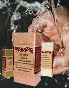Savons hygiène et soin de la peau - Abbaye de Ganagobie