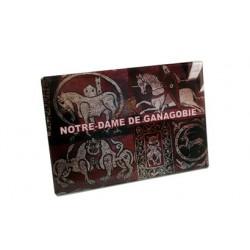 """Magnet """"Les Mosaïques de Ganagobie"""""""