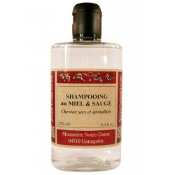 Shampooing au Miel