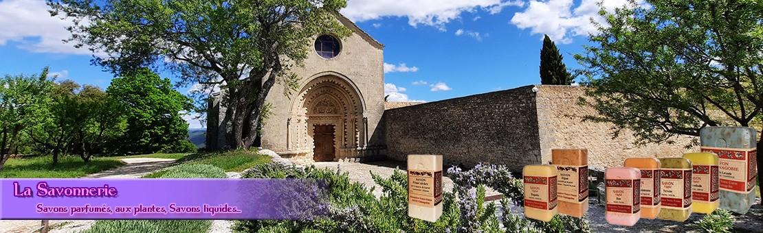 Savons de l'Abbaye de Ganagobie